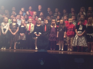 Brock Christmas Program 2012