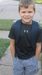 Brock 3rd grade